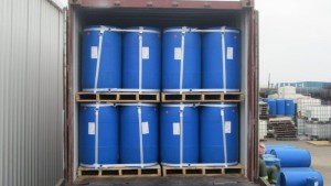 25 Litre Drums Packed Into FLC