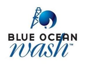 Blue Ocean Wash Logo